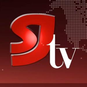 Vinheta do programa SJ TV